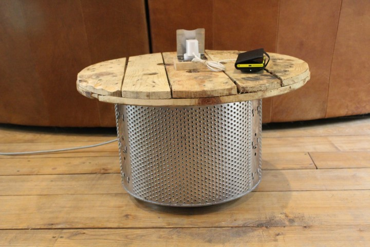 Washing Machine Drum Coffee Table Rascalartsnyc