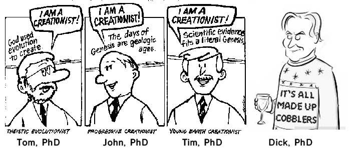 creationistsanddick